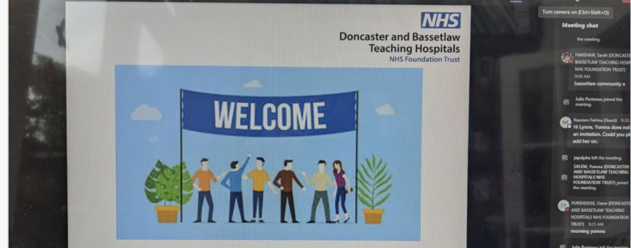 Bassetlaw Hospital and Chesterfield Royal Hospital share PROMPT e-learning experience